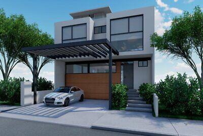 Casa nueva en preventa dentro de privada en exclusivo desarrollo Zibata cerca de la Anahuac