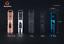 A2-550-lm-Mini-Keychain-Rechargeable-Flashlight-less-than-1oz-RovyVon-PVD-blue thumbnail 9