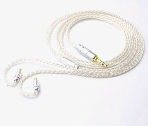 A2DC OCC Balance Headphone cable cord for Audio-technica LS50 70 200IS E40 70