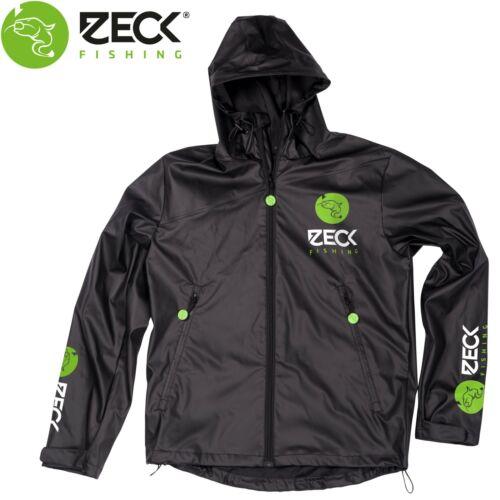 Zeck Rain Jacket Jacke für Angler Regenjacke zum Wallerangeln Angeljacke