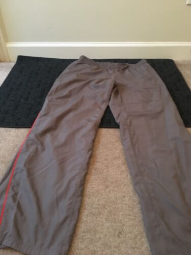8 Athletic Sz Pants 10 Brown Clothes M Lined Nike Womens UaqwgBZZ