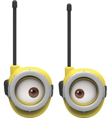 Minions Walkie Talkies for Kids