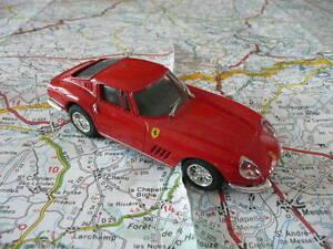 FERRARI-250-GTO-1962-Ancienne-Model-BOX