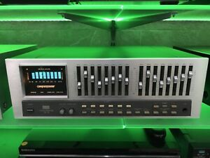 SANSUI-SE-9-Stereo-Graphic-Compu-Equalizer-Vintage-1981-Working-100-Like-New