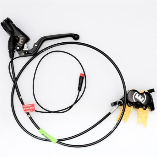 New Magura MT5e Disc Brake Set Front Wheel 4-Kolben E-Bike Black