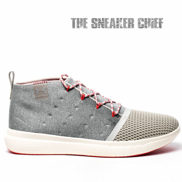 ce687f8321ff UNDER ARMOUR CHARGED 24 7 MID MENS CASUAL SHOES SANDSTORM STONE 1288351 280