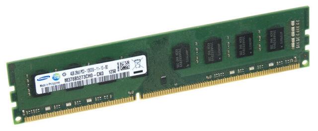 SAMSUNG M378B5273CH0-CK0 4GB DDR3 1600 MHz