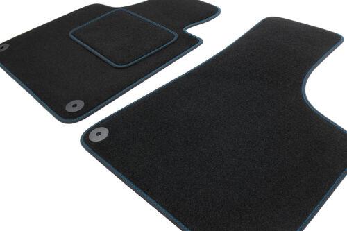 Premium Fußmatten für Ford Focus´11 3 Generation Bj 2010-2014