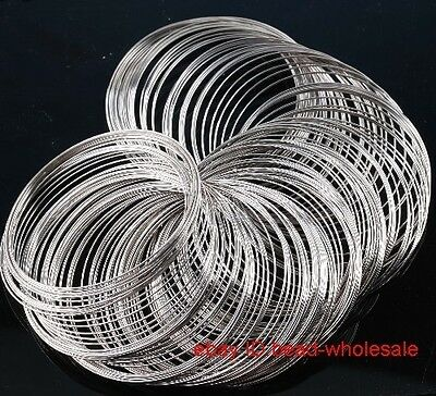 100/300 loops steel memory wire for  bangle cuff bracelet