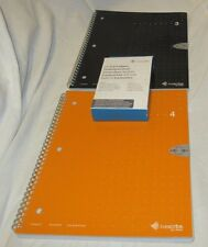 2 Replacement Livescribe Dot Paper Packs 100 Sheets College Rule + Pen Refills