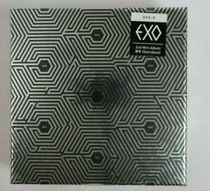 EXO-K - Overdose (2nd Mini Album) CD + Photocard