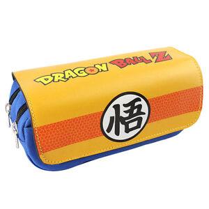 Dragon-Ball-Z-Back-To-School-Wallet-Pencil-Case-Makeup-Bag-Pen-Pouch-Phone-Bag