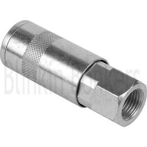 Air Line Quick Coupler 1//4/' Bsp Fit Pcl Bayonet Female Connector Coupling New