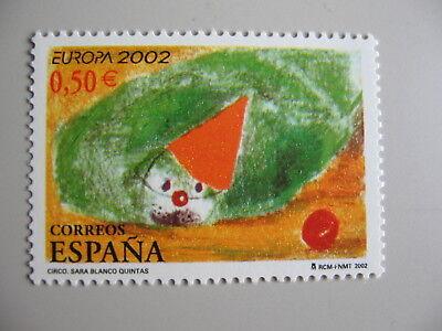 Pfrs/mnh/** Spanien Einzellwerte 2002 DemüTigen Z3 Cept-europa