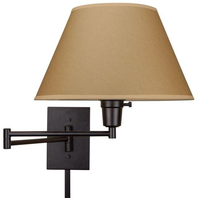 Cambridge 13 Swing Arm Wall Lamp Plug In Mount 150w 3