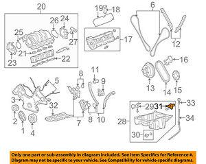 details about land rover oem 05 09 lr3 engine crankshaft crank position sensor cps nsc500160 Ram 1500 Engine