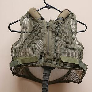 US-Army-MICROCLIMATE-cooling-VEST-Air-Conditioner-Desert-Survival-Biking-Hiking