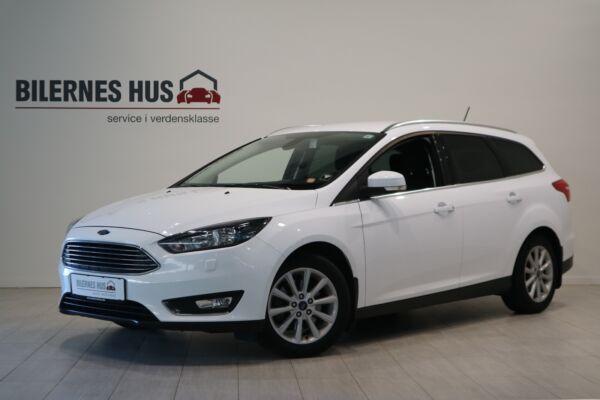 Ford Focus 1,5 SCTi 150 Titanium billede 0