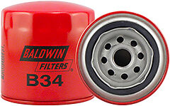 Baldwin B34 Lube Spin-On Filter