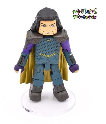 Marvel Minimates TRU Toys R Us Thor Ragnarok Movie Sakaar Loki