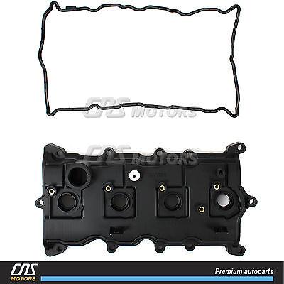 NEW-PREMIUM Engine Valve Cover w// Gasket for 08-12 Nissan Rogue 2.5L DOHC QR25DE