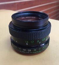VIVITAR 55mm 1:2.8 Camera Lens Auto 049mm