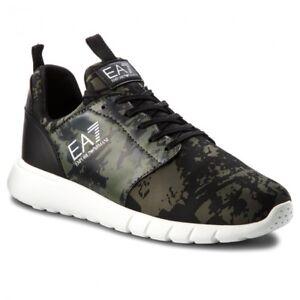 Sale Shoes EA7 Emporio Armani 7 Man EA X8X010 Sneakers Trainer ... 619d648f661