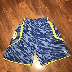 Details about UCLA Bruins Shorts Basketball Mens MEDIUM vtg Camouflage Jersey Adidas Adizero
