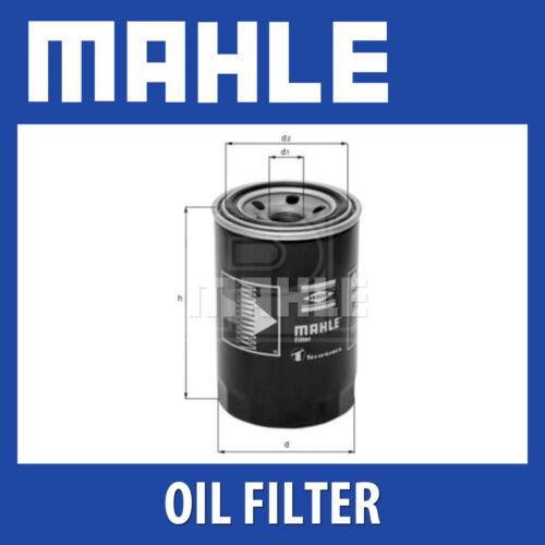 Mahle Filtro De Aceite OC274-se adapta a Mitsubishi Genuine Part