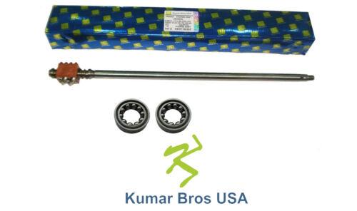 New Yanmar Tractor Steering Shaft /& Bearings 2 Pcs YM1900 YM2000 YM2200 YM2700