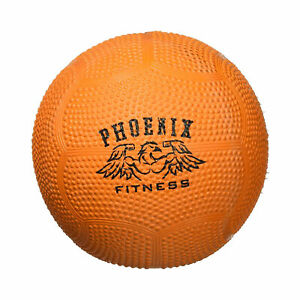 Phoenix-Fitness-Small-3kg-No-Bounce-Medicine-Slam-Ball-with-Textured-Easy-Grip