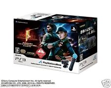 PlayStation Move Biohazard 5 Alternative Edition Special Pack Japan Import F/S