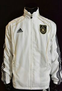 Adidas Germany jacket Mercedes Benz Match Worn black men's S