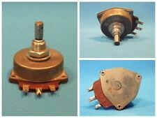 Potentiometer 50 kOhm des Torn.E.b. LgNr. W1017