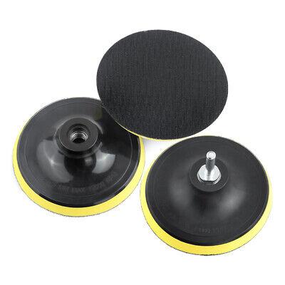"""sanding disc backing pad 5/"""" for sander grinder polish buffer plate hook /& loop"""