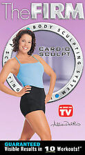 The Firm - Cardio Sculpt (VHS, 2003)