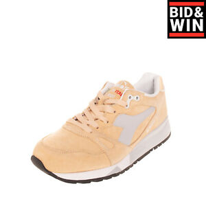 DIADORA-N9000-NYL-II-Leather-Sneakers-EU-40-5-UK-7-US-7-5-Lace-Up-Made-in-Italy