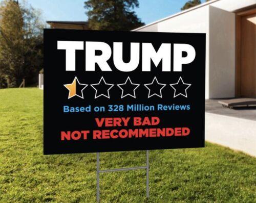 Biden President Yard Sign Trump No Sign Political Sign Biden 2020 Yard Sign