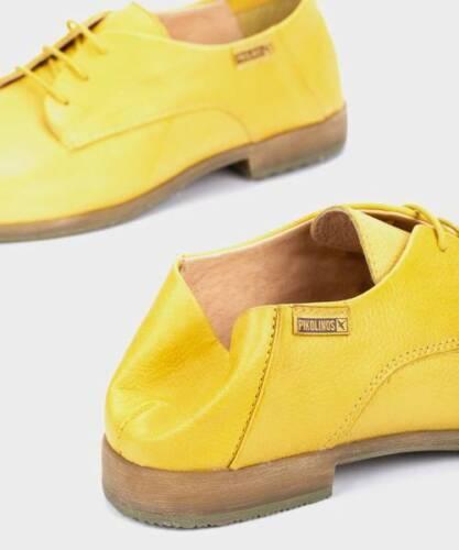 Pikolinos Chaussures w9v-4763bg Marisma Sol Véritable Cuir Made In Spain