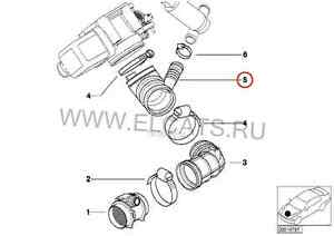 bmw 528i air intake diagram electrical work wiring diagram \u2022 bmw z4 engine lubrication diagram bmw e39 520i 523i 528i e38 728i z3 air intake boot air flow rh ebay com au bmw performance air intake system bmw x5 engine diagram