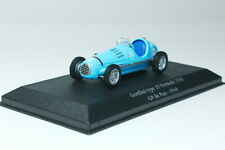 1:43 Atlas Gordini Saga Gordini Type 15 GP France Fomule 1500 1948