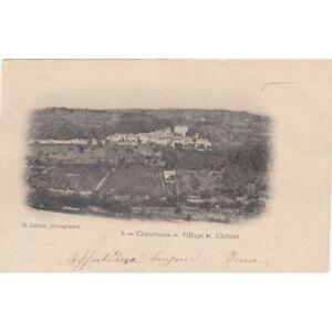 CHAMBONAS-8-village-et-chateau-timbree