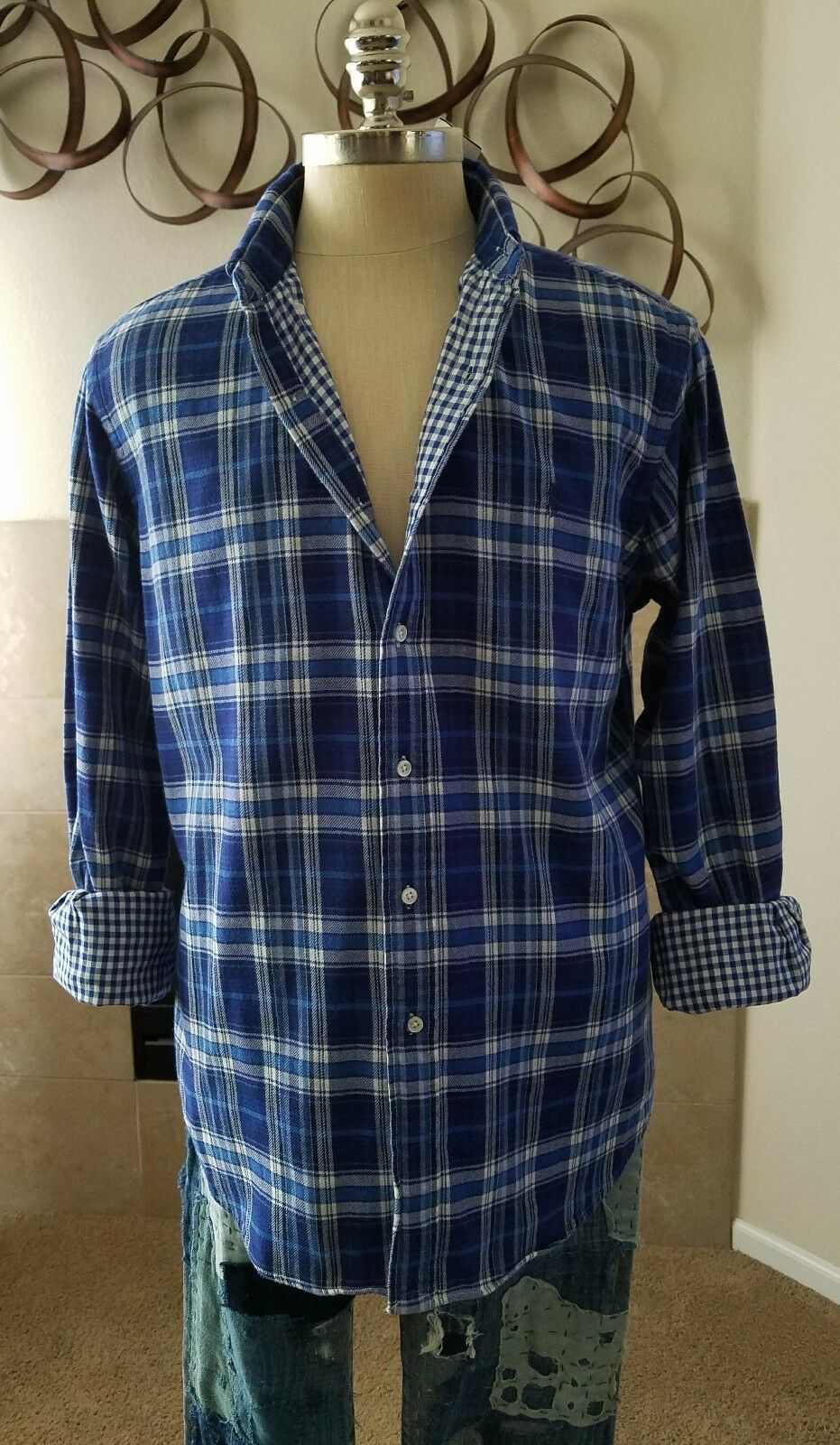 NWT Polo Ralph Lauren Uomo Short Sleeve Sleeve Sleeve Mesh Polo Shirt MULTI,M  4 6bd34e