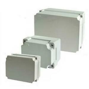 Image Is Loading Outdoor Weatherproof Pvc Adaptable Ip56 Junction Box Enclosure