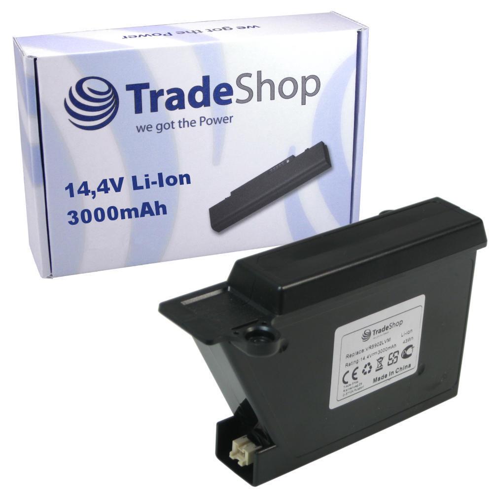 AKKU 14,4V 3000mAh Li-Ion für LG Hom-Bot VR5940LR VR5942L VR5943 VR5943L