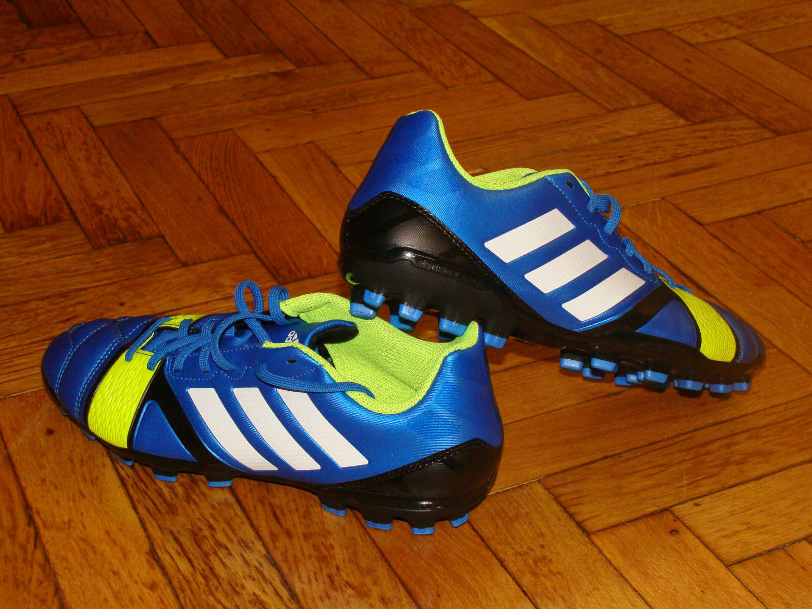 Adidas Adidas Adidas Soccer Boots Football Nitrocharge 3.0 New Artificial Grass Shoes 0f1e09