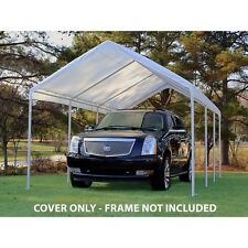King Canopy 10 Feet X 20 Drawstring Cover Only Frame Not Included