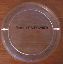 13 Sharp Microwave Gl Tray Turntable Carousel Ntnt A090wre0 9 3 4 Roller