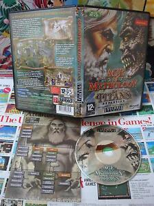 PC-CD-Rom-Age-of-Mythology-The-Titans-TOP-amp-1ERE-EDITION-EXPANSION-Fr