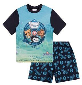Détails sur Octonautes Court Pyjama 3 To 6 ans Explorer Rescue protéger OCTONAUT PJ Set afficher le titre d'origine